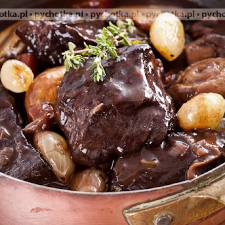 Obiad z piekarnika- wołowina