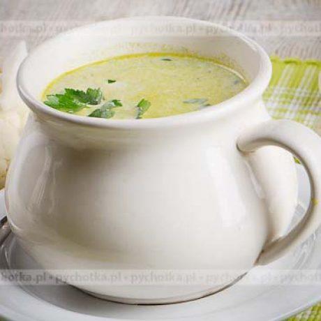 Zupa kalafiorowa albo…