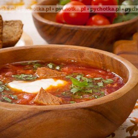 Zimowa zupa gulaszowa