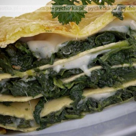 Lasagne con spinache by Doka