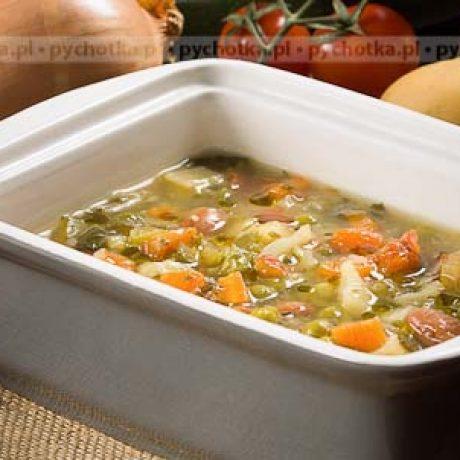 Zupa jarzynowa z fantazją