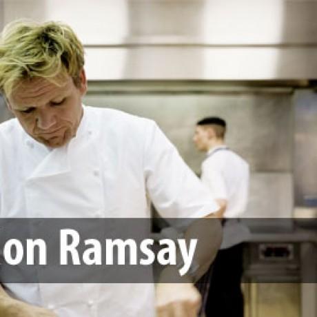Dwie książki Ramsaya