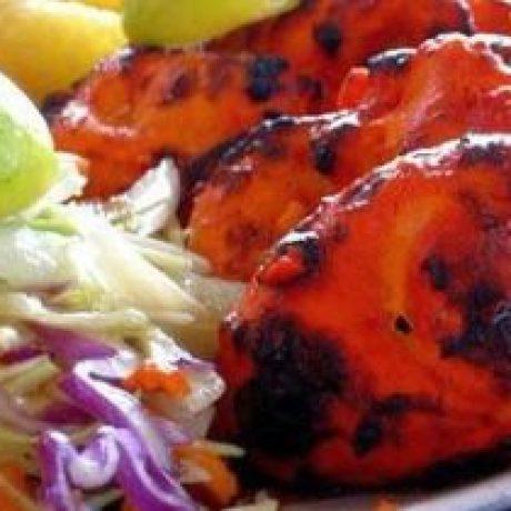 Kurczak z grilla na sposób azjatycki