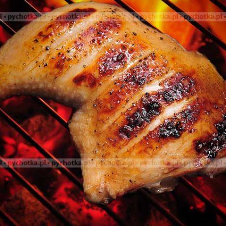 Udka z grilla pikantne i pachnące