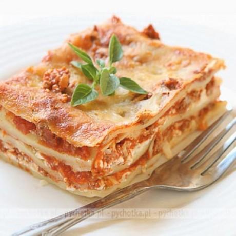 Lasagne po włosku