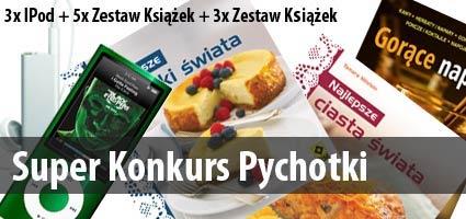 Zapraszamy do super konkursu Pychotka.pl