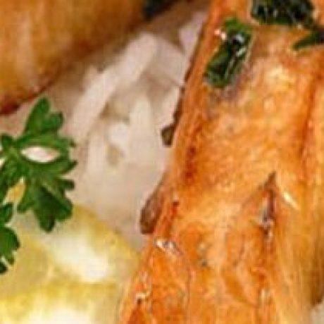 Filet z sandacza na sposób orientalny