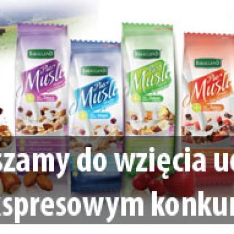 Konkurs Musli Plus