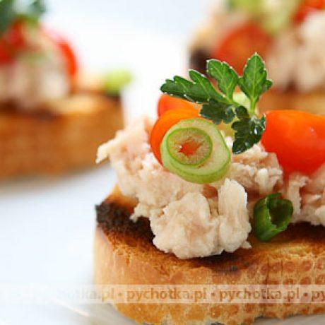 Pasta z makreli Asi