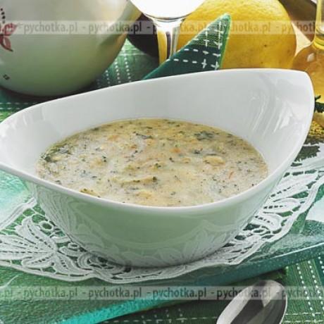 Krem kalafiorowo-warzywny