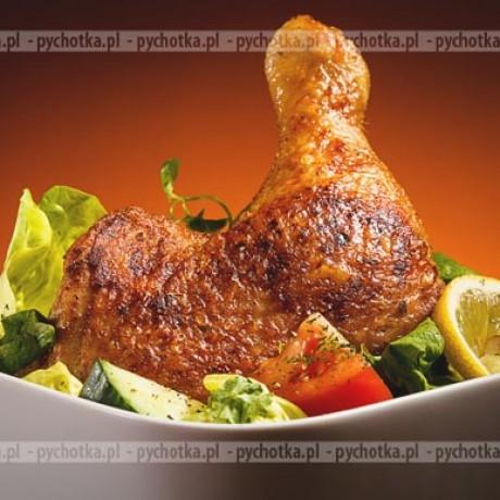 Kurczak w piwie z grilla