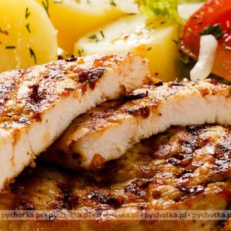 Marynowana pierś z kurczaka na grill