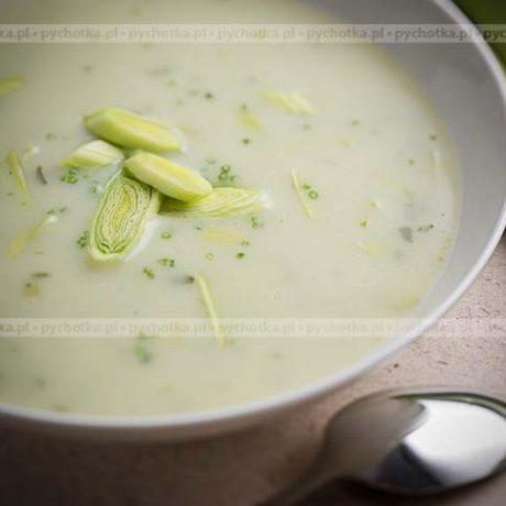 Zupa z porów Waldka