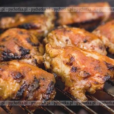 Udka z kurczaka prosto z grilla