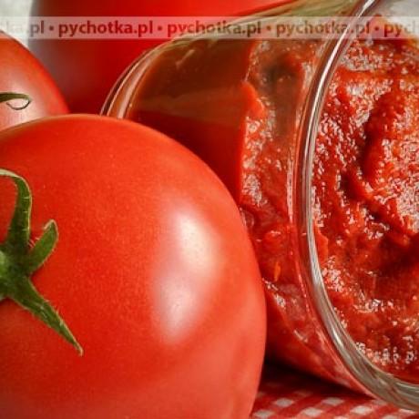 Domowy przecier pomidorowy Magdy