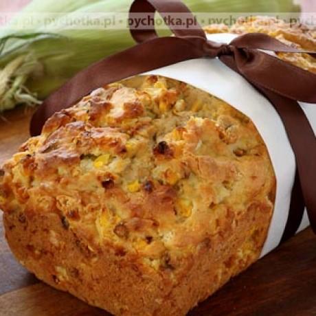 Chleb kukurydziany Grażyny