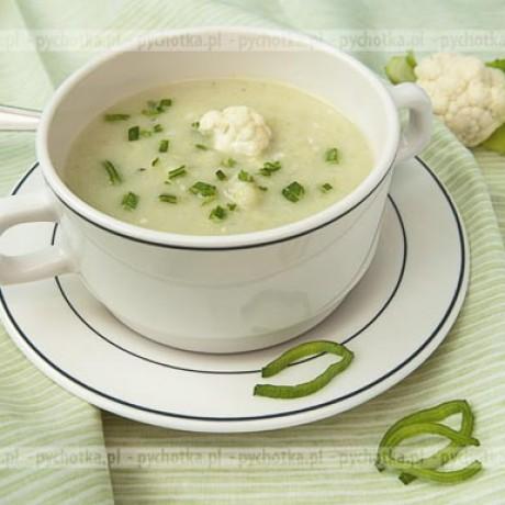 Zupa kalafiorowa Asi