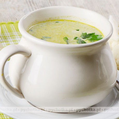 Zupa kalafiorowa Marioli