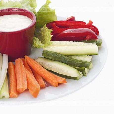 Dip do warzywnych przekąsek Ewy