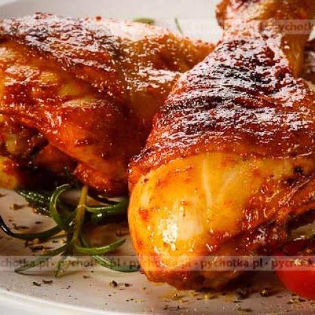 Chrupiące pałki kurczaka