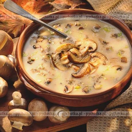 Zupa pieczarkowa Żanety