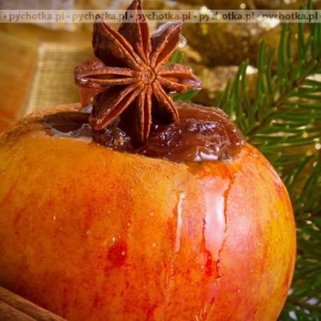 Pieczone świąteczne jabłka Haliny