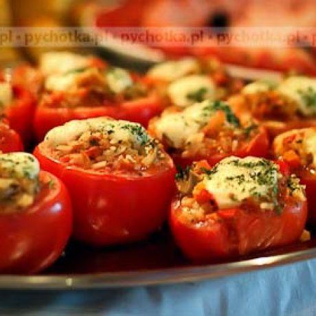 Faszerowane pomidorki Jacka