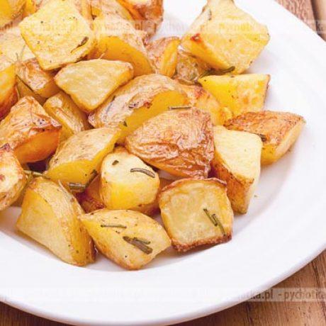 Pieczone ziemniaki z rozmarynem Julii