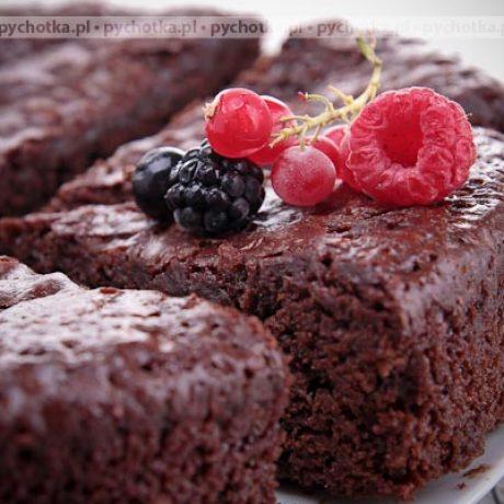 Ciasto czekoladowe Karoliny