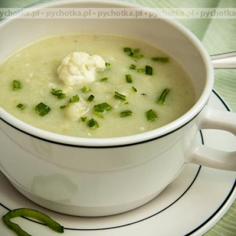 Zupa kalafiorowa Beni