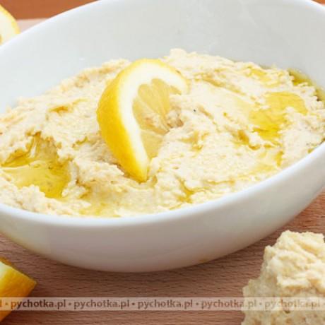 Hummus cytrynowy Moniki
