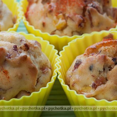 Muffinki z bakaliami Krystiana