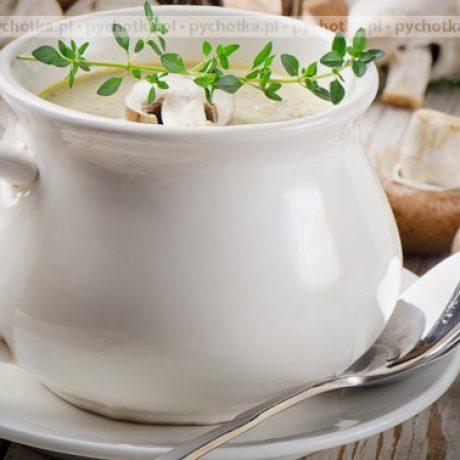 Zupa pieczarkowa Izy