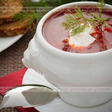 Zupa pomidorowa Marleny