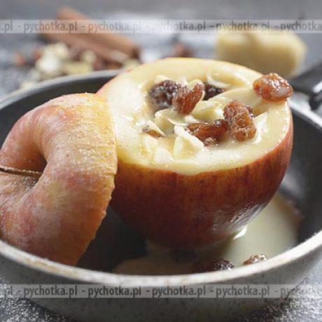 Zapiekane jabłka Justyny