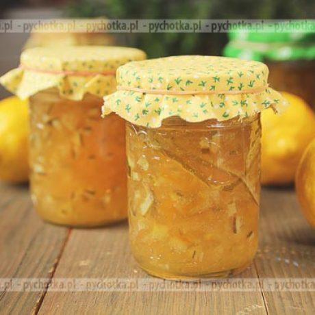 Cytrynowy dżem Natalii