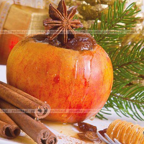 Świąteczne jabłka Bożenki