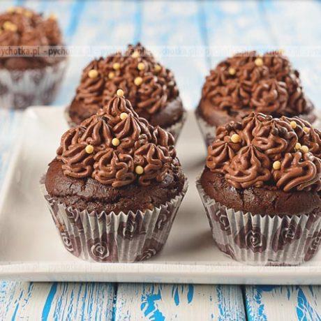 Czekoladowe muffinki Poli