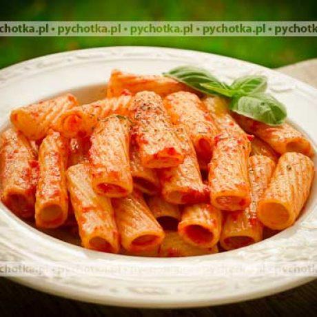 Makaron i sos pomidorowy Kornelii
