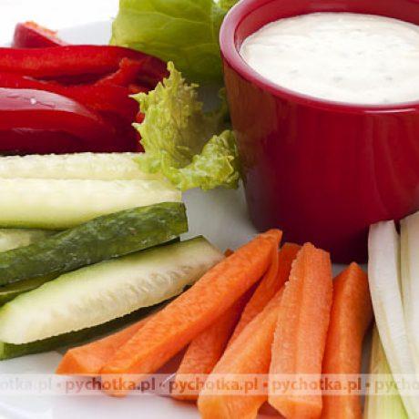 Sos do warzywnych przekąsek Basi
