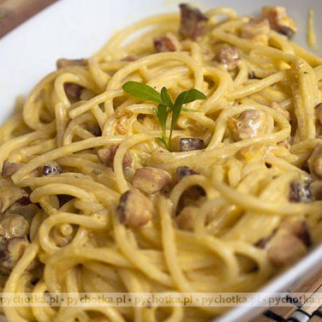 Spaghetti carbonara Franka