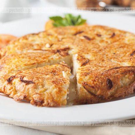 Ziemniaczany omlet Ryśka