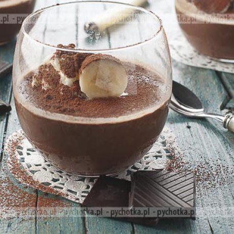Domowy budyń czekoladowy Adama