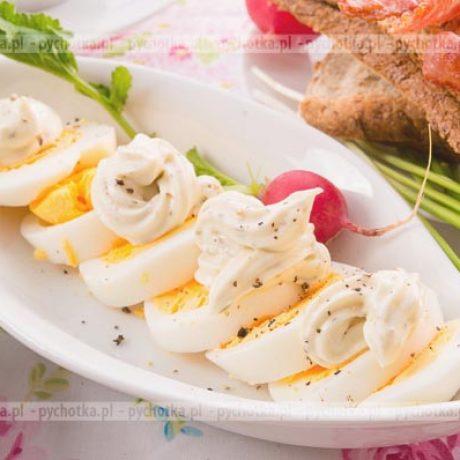 Wielkanocne jajka w majonezie Basi