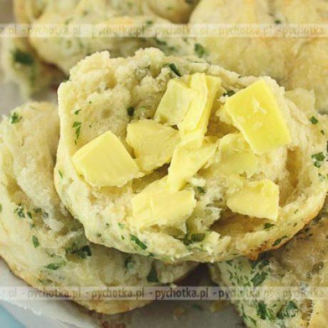 Domowe masło czosnkowe Oli