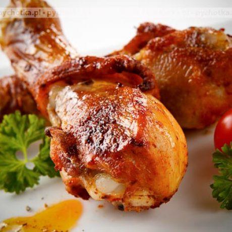 Pieczone pałki z kurczaka Ewy