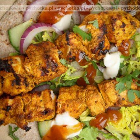 Szaszłyki curry Ani