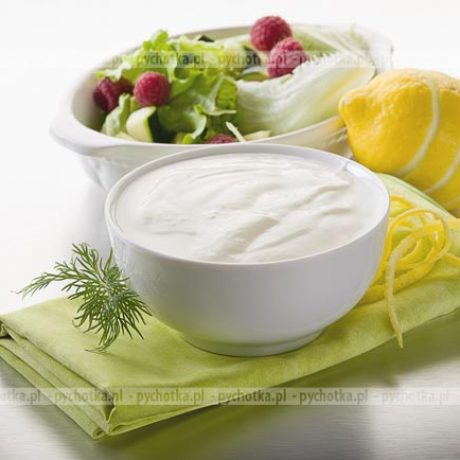 Dressing cytrynowy do sałatek