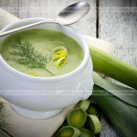 Zupa z porów Barbary