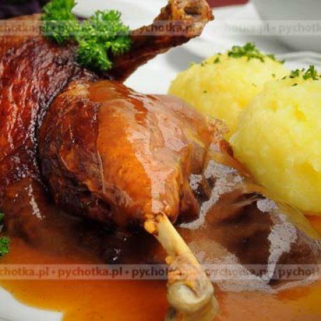 Pieczone udka z kurczaka Patryka